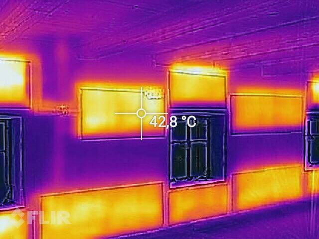 Questo sistema di riscaldamento si basa su materiali minimi ed è  un aggiunta incredibile per la tua casa.! ha cicli di riscaldamento rapidi 45054b82e8e
